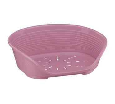 Siesta deluxe 4 rózsaszín