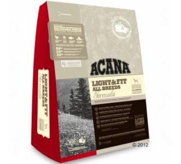 Acana adult light/fit 11,4 kg