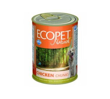Ecopet Natural 400g csirkés