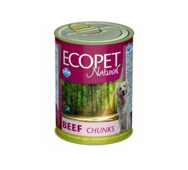 Ecopet Natural 400g marhás