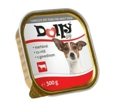 Dolly Dog 300g marhás
