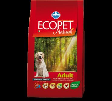 EcoPet Médium adult 14Kg