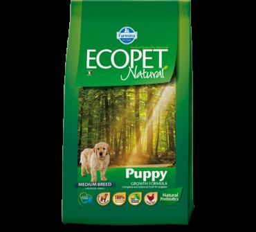 EcoPet Médium puppy 14Kg
