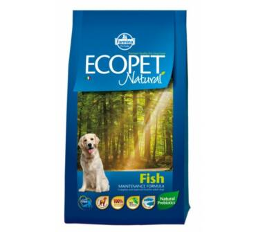 EcoPet Natural fish 14 kg