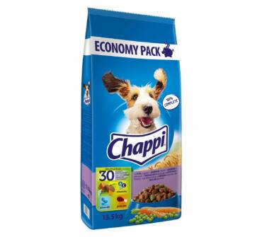 Chappi 13,5 kg marha, zöldségek