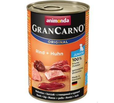 Animonda 400g junior marha, csirke