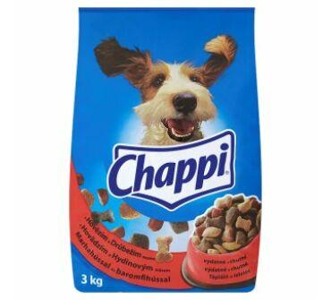 Chappi 3Kg marha, baromfi
