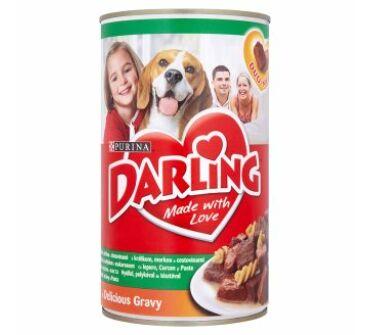 Darling 1200g nyúl,pulyka és tészta