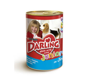 Darling junior kutya 400g