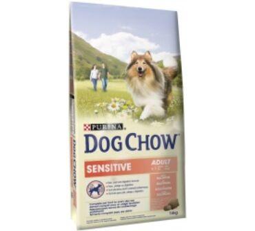 Dog Chow sensitive 14Kg