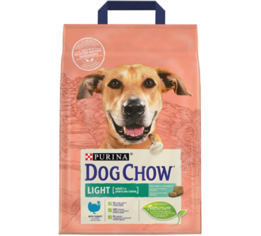 Dog Chow adult light 2,5Kg