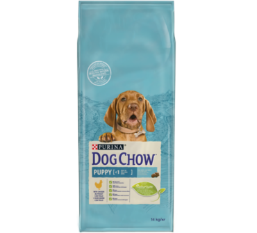 Dog Chow junior csirkés 14Kg