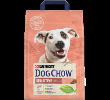 Dog Chow sensitive 2,5Kg