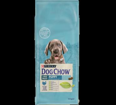 Dog Chow junior large 14Kg