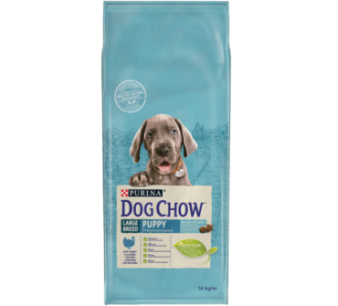 Dog Chow junior large 14Kg