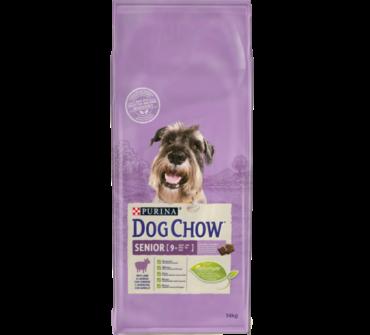 Dog Chow senior 14Kg