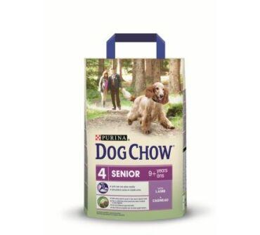 Dog Chow senior 2,5Kg