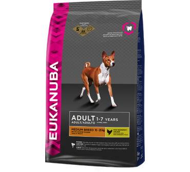 Eukanuba adult medium 15kg