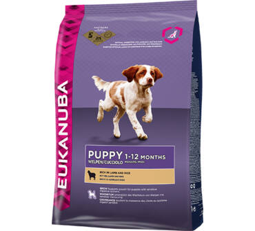 Eukanuba puppy medium 15kg