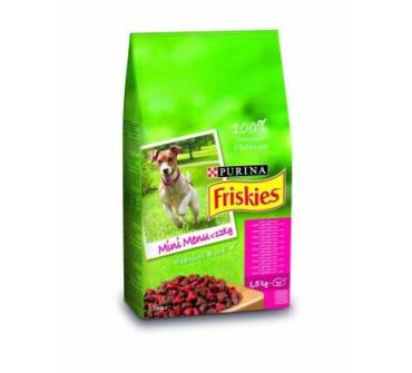 Friskies mini menü húsos 1,5Kg