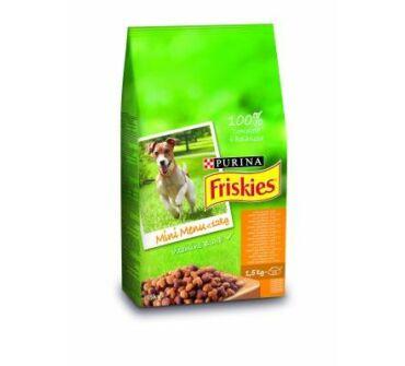 Friskies mini menü cserkés 1,5Kg