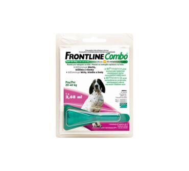 Frontline Combo Spot on kutyáknak 20-40 kg L   2,68ml
