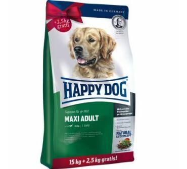 Happy Dog Maxi adult 15+2,5Kg