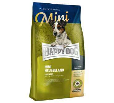 Happy dog mini neuseeland 12,5 kg