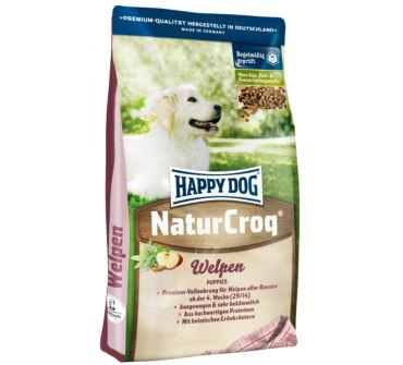 Happy Dog Naturcroq welpen 15Kg