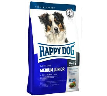 Happy Dog médium junior 4 kg