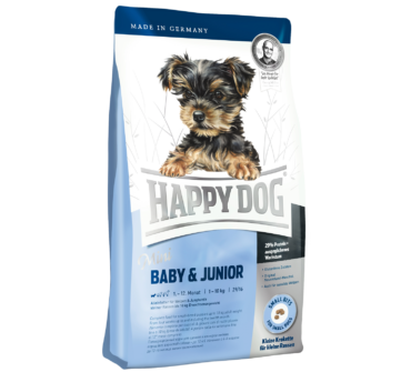 Happy Dog mini baby/junior 4kg