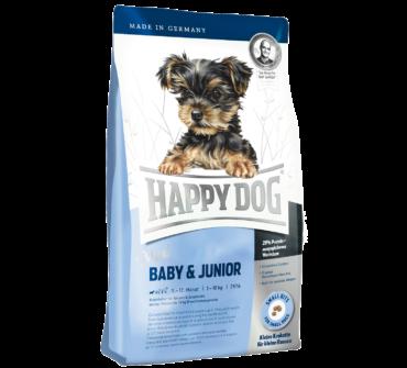 Happy Dog mini baby/junior 4kg