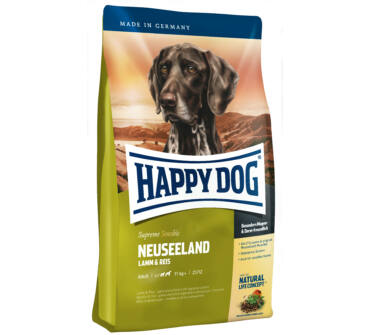 Happy Dog Neuseeland bárányos 12,5kg