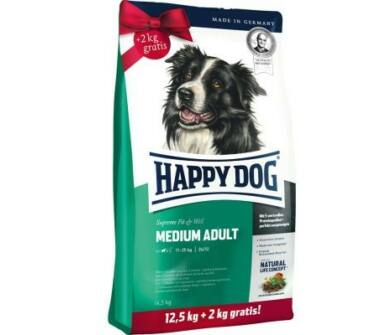 Happy Dog médium adult 12,5+2 Kg