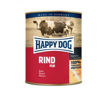 Happy Dog marhahús konzerv 800g
