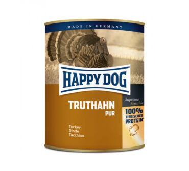 Happy Dog pulykahús konzerv 800g