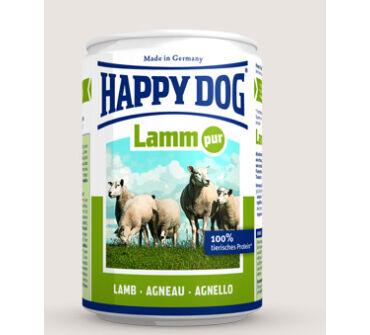 Happy Dog Bárány konzerv 400g