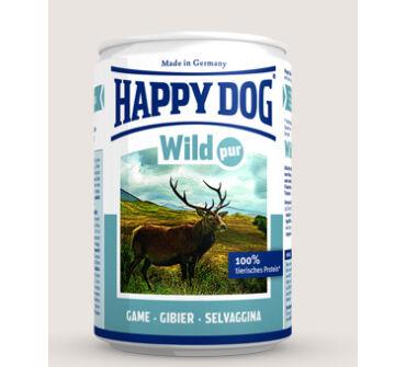 Happy Dog konzerv vadas 400g