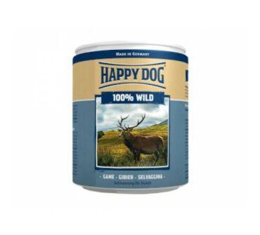 Happy Dog vadhús konzerv 800g