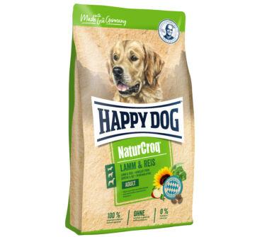 Happy Dog naturcroq bárány-rizs 4kg
