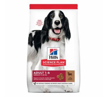 Hills adult bárányos 14 kg