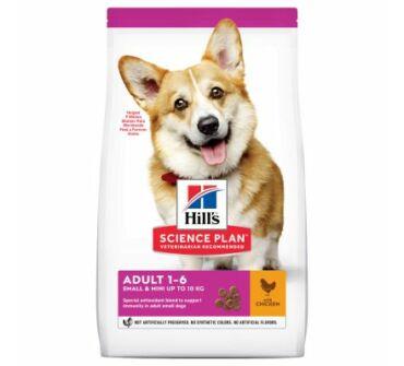 Hills adult small and mini 6kg