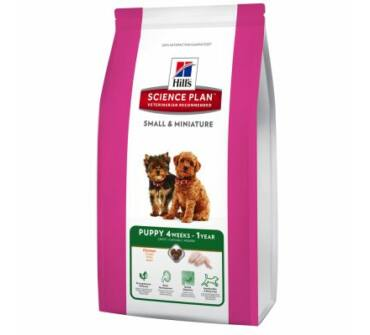 Hills Science Plan small & miniature puppy 1,5kg