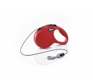 Flexi xs new classic cord piros