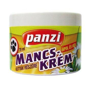 Panzi Mancskrém 100ml