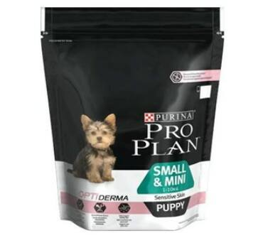 Pro plan puppy small/mini optiderma 700g