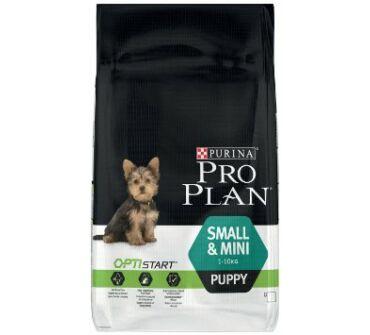 Pro plan puppy small/mini optistart 700g
