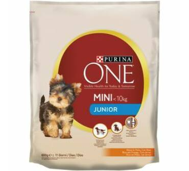 One dog mini junior 800g