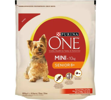 One dog mini senior csirkés 800g