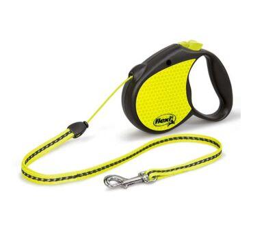 Flexi M Neon cord